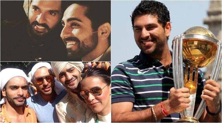 yuvraj singh retirement bollywood reactions