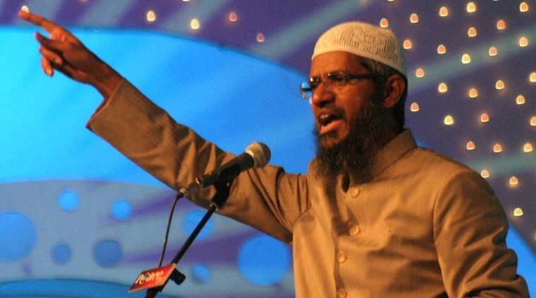 Zakir Naik, Zakir Naik extradition, India extraditing Zakir Naik, Zakir Naik Delhi riots, Delhi riots Zakir Naik, World news, Indian Express