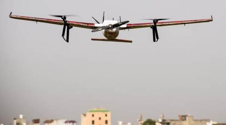 Food delivery by drones: Tech still being tested, rules waiting to evolve