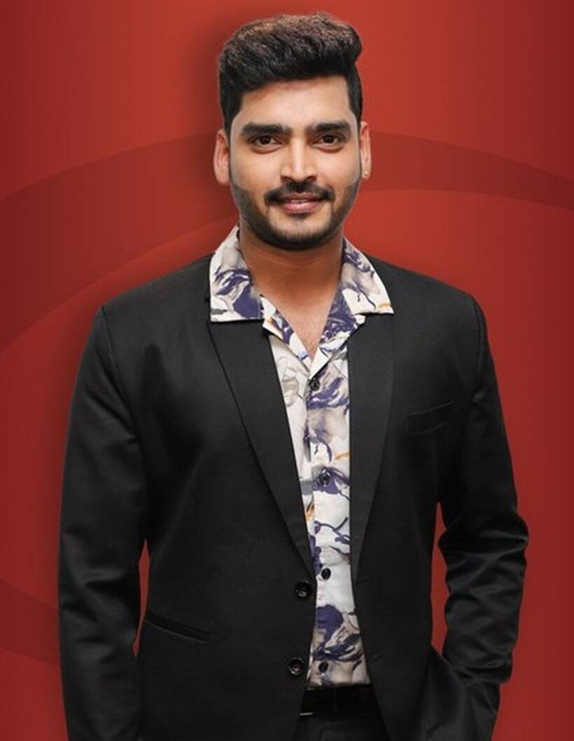 Ravi Krishna, an actor, is the second contestant to enter Bigg Boss house.