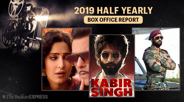 movie 2019 box office Bollywood Box Office Kabir Singh Bharat And Uri Give 2019