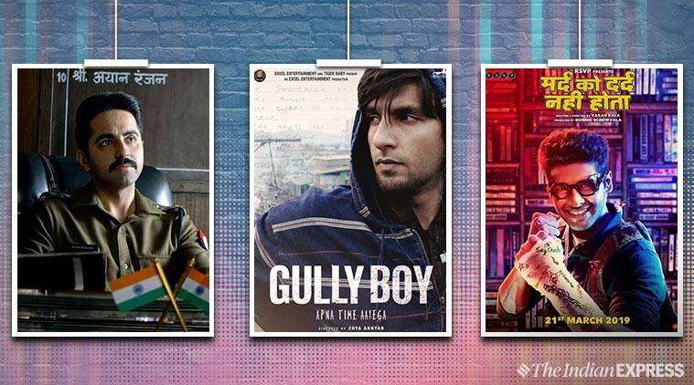 movie 2019 best Gully Boy Article 15 Photograph The Best Hindi Films Of