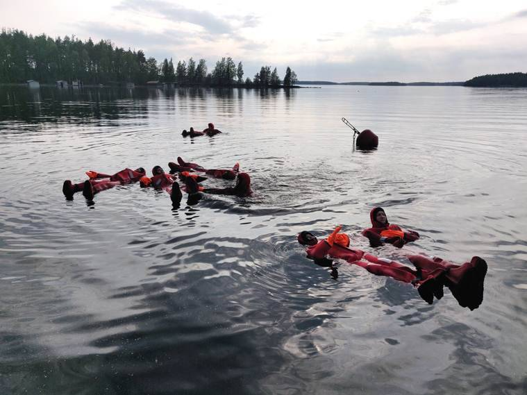 Lake Saimaa, Finland, Lakeland region, Lake Saimaa, Finland, Saimaa, Tomi Varis, Taiga Saimaa, tiny Muukonsaari, Lakeland region, indian express news