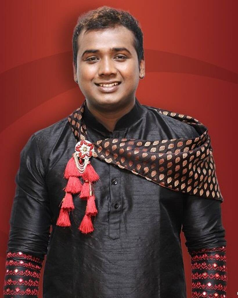 Singer Rahul Sipligunj is the sixth contestant of Bigg Boss house.