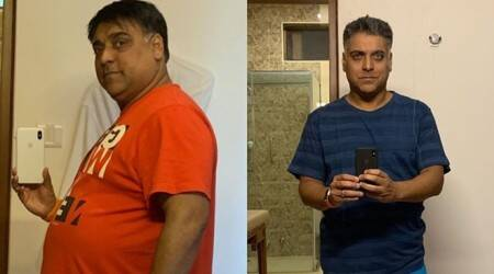 ram kapoor weight loss transformation photos