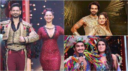 Nach Baliye season 9's 12 contestants photos