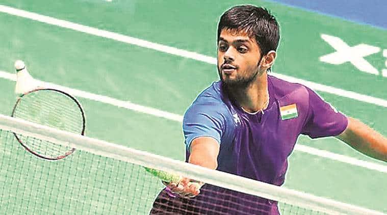 a b sai praneeth, badminton, japan open, Tokyo, sai praneeth win, sai praneeth shuttler, sports news, indian express