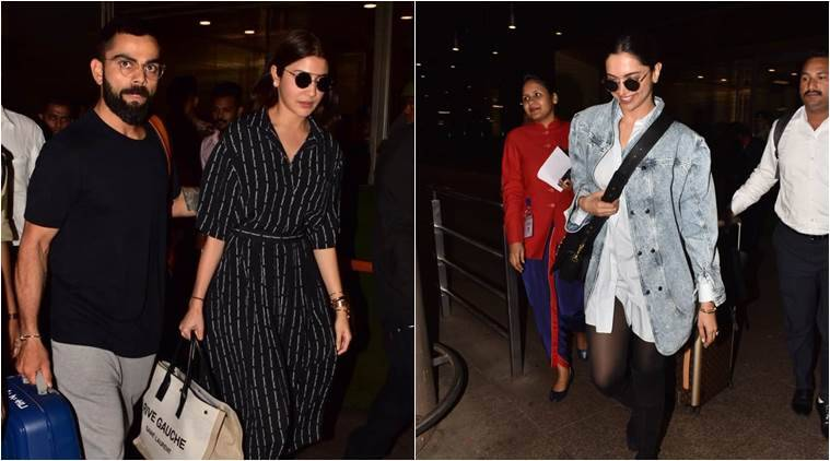 celeb fashion, celeb airport looks, celeb airport fashion, deepika padukone fashion, alia bhatt airport fashion, kiara advani, rani mukherji, deepika padukone, anushka sharma airport, indian express, indian express news