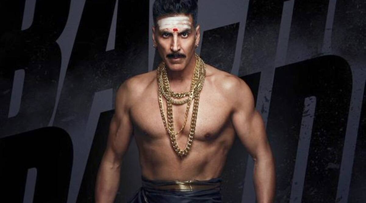 Bachchan Pandey first look poster: Akshay Kumar turns rowdy | Entertainment  News,The Indian Express
