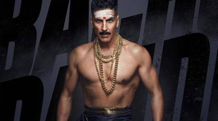 Bachchan Pandey first look poster: Akshay Kumar turns rowdy