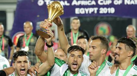 Africa Nations Cup 2019, Algeria beat Senegal, Algeria Africa Nations Cup 2019, Africa Nations Cup 2019 winner, Baghdad Bounedjah, Salif Sane, football news