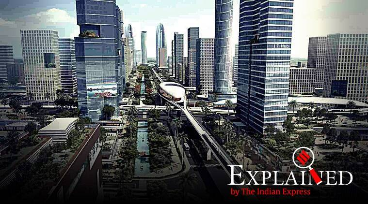 Explained: Will work stop at Amaravati after World Bank