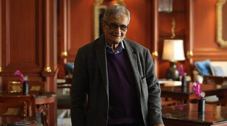 Amartya Sen stays abroad, doesn't know state: Bengal BJP chief