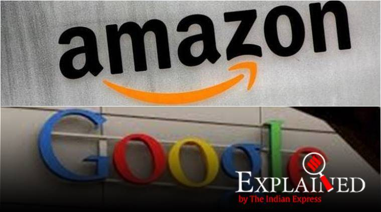 Explained: Why big tech firms are under scrutiny in US - The Indian Express thumbnail