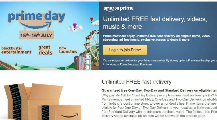 when is amazon prime day, what are the best deals