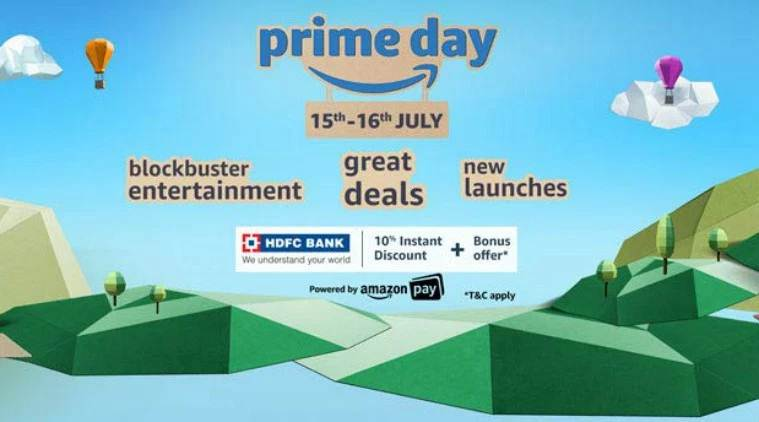 Amazon Prime Day 2019, Amazon Prime Day 2019 sale, Amazon Prime Day 2019 deals, Amazon Prime Day 2019 India, Amazon Prime Day is just for Prime members? Which date is Amazon Prime Day 2019?