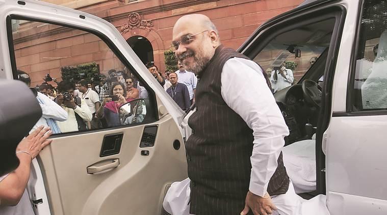 At Home: Kashmir, NRC, Bengal top minister Shah's agenda