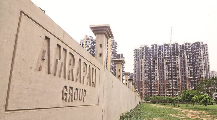 Delhi court sends two officials of Amrapali Group to 5-day police custody