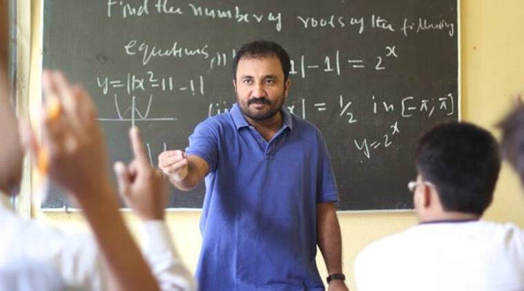 Super 30 founder Anand Kumar, Anand Kumar, Anand Kumar Teacher Award, Anand Kumar US Teacher Award