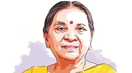 anandiben patel, governor of uttar pradesh, governor of up, up governor, uttar pradesh governor, up governor anandiben patel, lucknow confidential, Indian Express
