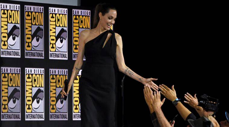 Marvel Phase 4 kicks off with Angelina Jolie, The Eternals