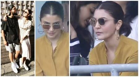 anushka, virat kohli, kohli, anushka sharma, anushka at world cup match, anushka photos from wrold cup, virat kohli anushka sharma, virat kohli instagram, kohli anushka, anushka virat photos, virushka, kohli world cup, india match world cup, sports, entertainement news, indian express
