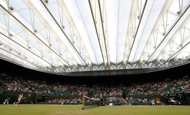 Tennis faces break point after cancellation of Wimbledon
