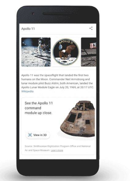 Google, Google apollo 11, apollo 11, apoll 11 mission, apollo 11 moon mission, neil armstrong, google moon mission, Apollo 11 stories google, google apollo 11 stories, moon landing google, google apollo moon mission, moon mission 3D, Indian Express, latest news