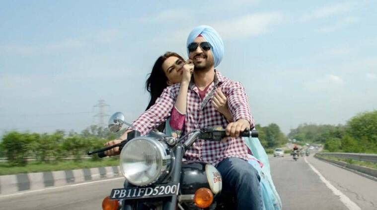 Arjun Patiala box office collection Day 2