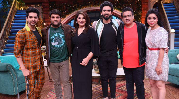 Armaan Mallik The Kapil Sharma Show