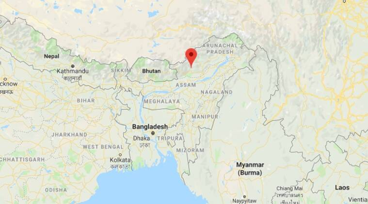 Arunachal Pradesh, Arunachal Pradesh earthquake, Earthquake in AP, East Kameng earthquake, Arunachal news, northeast earthquake, Indian Express news