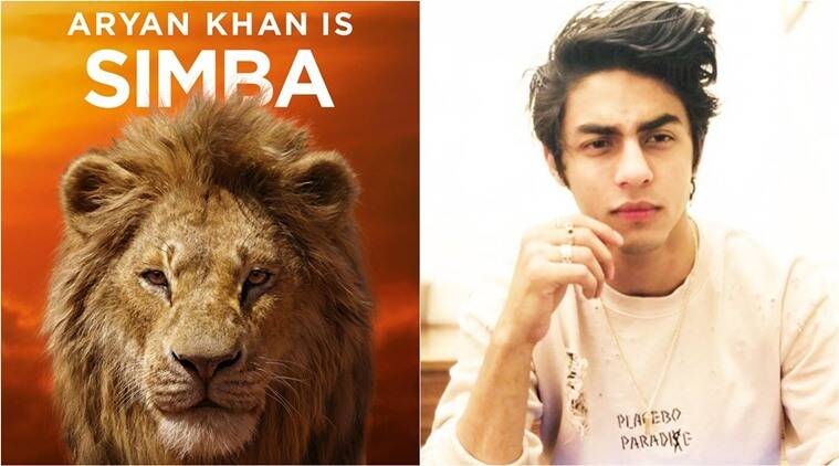 the lion king aryan khan