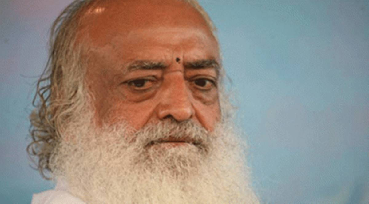 asaram bapu, book on asaram, Gunning for the Godman: The True Story Behind Asaram Bapu's Conviction, Sanchita Gupta, indian express news
