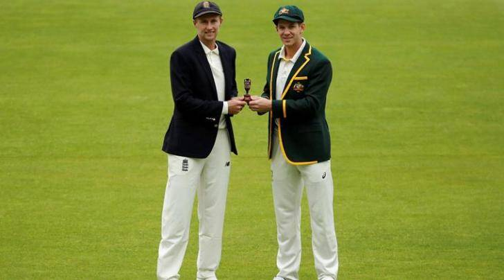 Ashes series, ENGvAUS