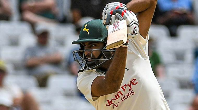 R Ashwin's impressive all-round performance fails to save Nottinghamshire