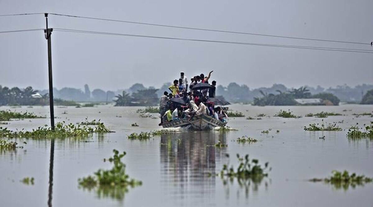 Assam floods, Kerala floods, Himanta Biswa Sarma, Disaster Management Act (DMA) 2005, DMA 2005, Express Editorial, Indian Express