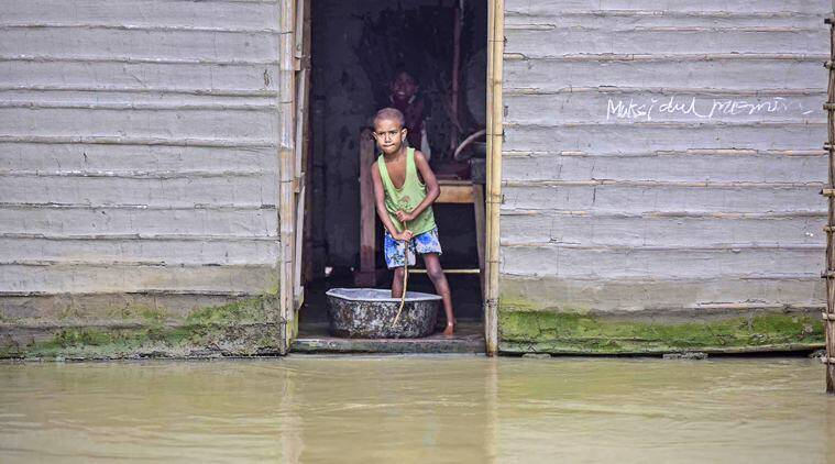 Assam floods: Over eight lakh people in 21 districts affected, Army called in