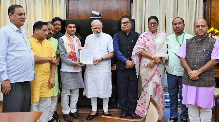 Assam floods: PM Modi assures Centre's assistance as death toll mounts to 48