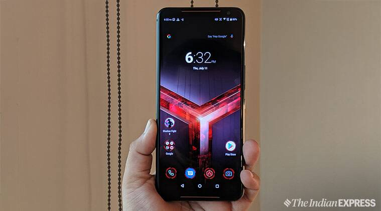 Asus ROG Phone II first look, ROG II specs, price in India