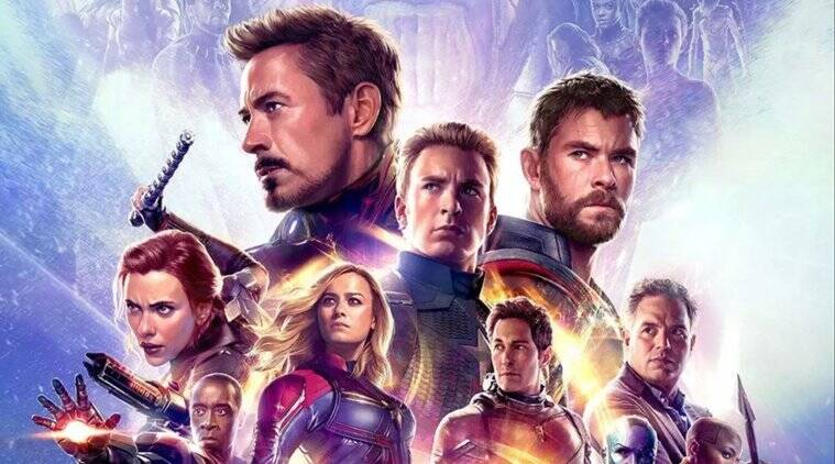 Avengers Endgame The Biggest Box Office Records Of The Marvel Movie Entertainment News The Indian Express