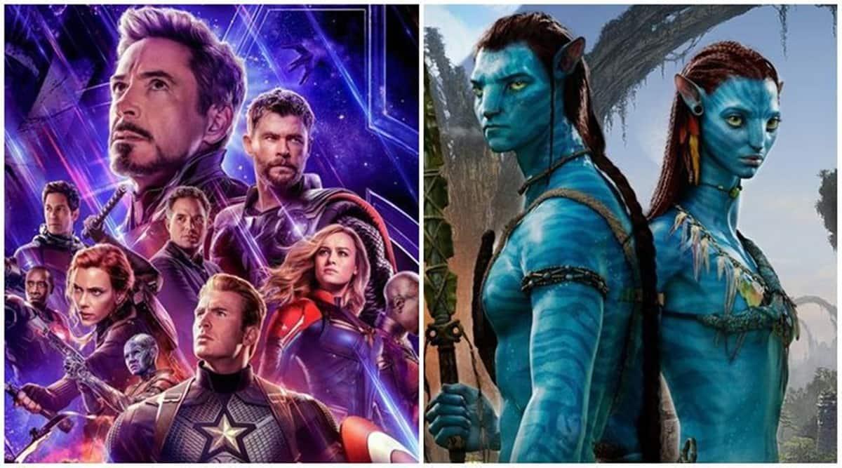 Avengers Endgame now just 7 million dollars behind Avatar at