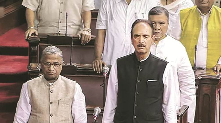 Bill to speed up rights panel appointments cleared in Rajya Sabha