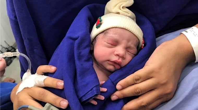 Womb transplant, Cleveland Clinic Womb transplant, North American womb transplant, World news, Indian Express news