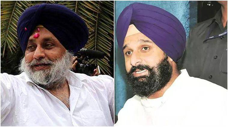 Punjab and Haryana High Court, Sukhbir Singh Badal bail, Bikram Singh Majithia bail, defamation case by judge ranjit singh,