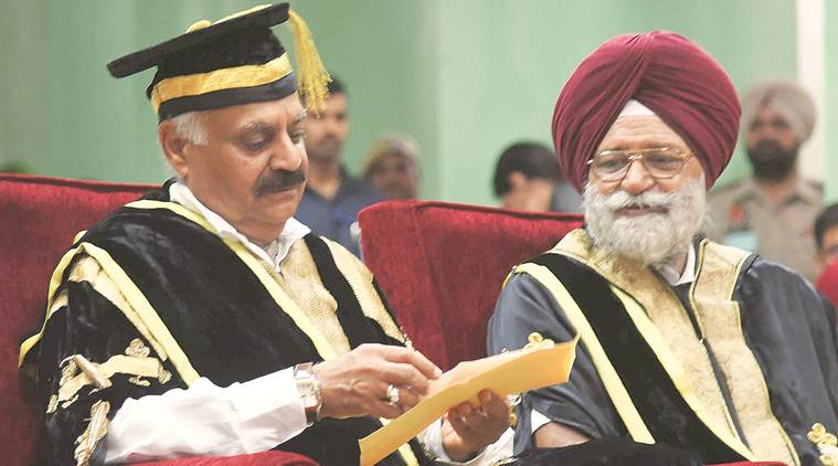 At PAU convocation, Governor gets letter titled 'To wake your conscience'