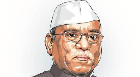 Haribhau Bagade, maharashtra assembly speaker, maharashtra legislative assembly, maharashtra assembly speaker Haribhau Bagade, maharashtra assembly, mumbai confidential, mumbai news, Indian Express