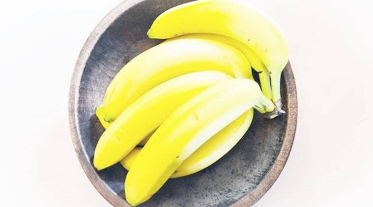 banana, foods for healthy muscle, effects of banana, indian express