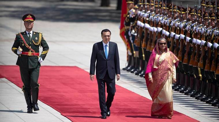 Bangladesh signs nine agreements with China