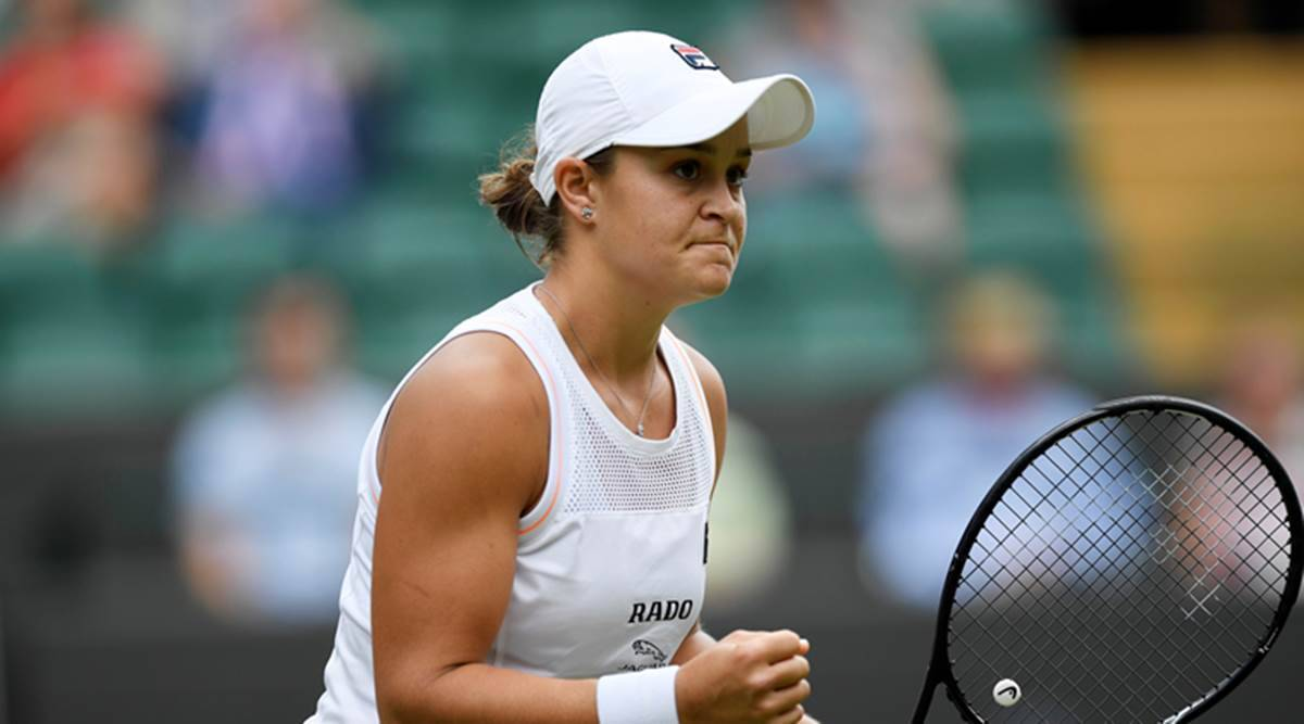 Baseline: Barty wins golf tournament in Australia