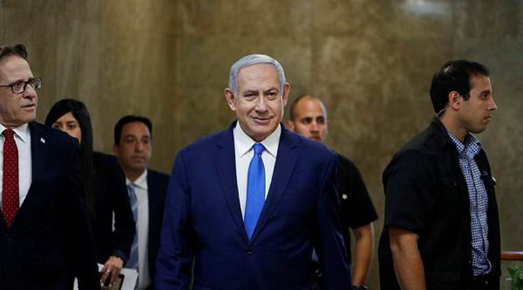 Israel PM Netanyahu's West Bank pledge alarms Middle Eastern states
